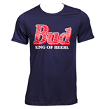 Budweiser King of Beers Big Bud T-Shirt