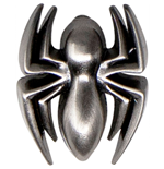 Spider-Man Spider Symbol Pewter Lapel Pin