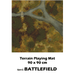 Drakerys Playing Mat C Battlefield Mat For Game