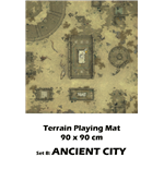 Drakerys Playing Mat B Ancient City Mat For Game