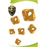 Drakerys Army Dice Dwarven Board Game