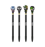 Venom POP! Homewares Pens with Toppers Display (16)