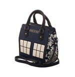 Doctor Who Bag Tardis Faux Leather Handbag