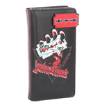 Judas Priest Purse British Steel (18.5CM Embossed PURSE)