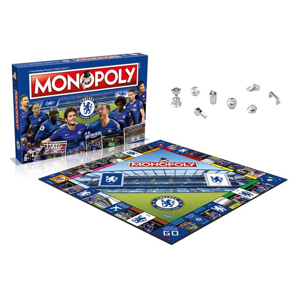 Chelsea F.C. Board Game Chelsea F.C. (MONOPOLY)