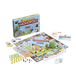 Adventure Time Board Game Adventure Time (MONOPOLY)
