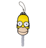 The Simpsons Homer Head Key Cover