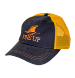 Landshark Fins Up Mesh Trucker Hat