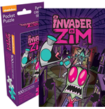Invader Zim 100 Piece Adult Pocket Puzzle