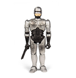 Robocop ReAction Action Figure Robocop Battle Damaged 10 cm
