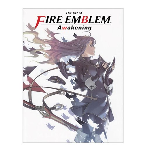 Fire Emblem Art Book The Art of Fire Emblem *English Version*