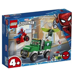 Spiderman Toy Blocks 392176