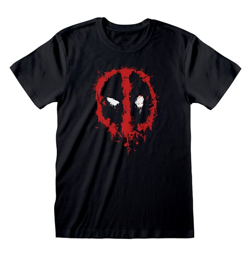 MARVEL: Deadpool - Splat T-shirt (Unisex)