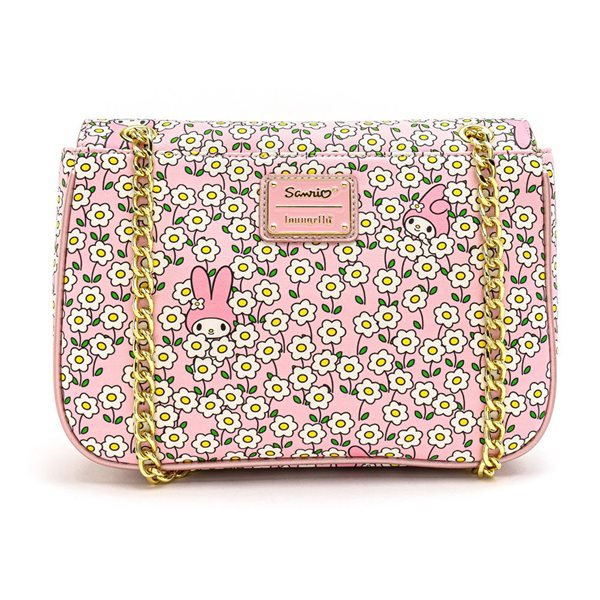 Hello Kitty by Loungefly Crossbody My Melody Flower Field