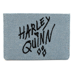 Brids of Prey by Loungefly Card Holder Harley Fringe
