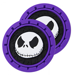 Nightmare Before Christmas Car Cup Holder Coaster 2-Pack