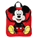 Disney Mickey Mouse  and  Friends Mickey Mouse Plush Backpack Bag