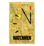 The Watchmen Beach Towel