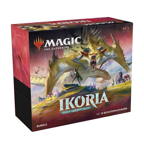 Magic the Gathering Ikoria: Reich der Behemoths Bundle german