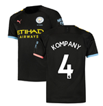 2019-2020 Manchester City Puma Away Football Shirt (KOMPANY 4)