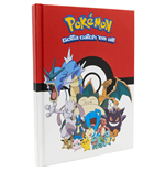 Pokemon Hardcover 6 x 8 Journal