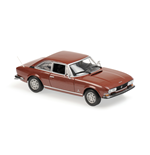 PEUGEOT 504 COUPE BROWN 1976