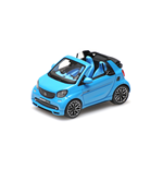 SMART BRABUS ULTIMATE 125 CABRIOLET BLUE METALLIC 2017