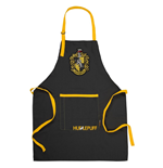 Hp Hufflepuff Apron Kitchen Accessories