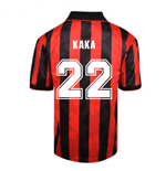 Score Draw AC Milan 1994 Retro Football Shirt (KAKA 22)