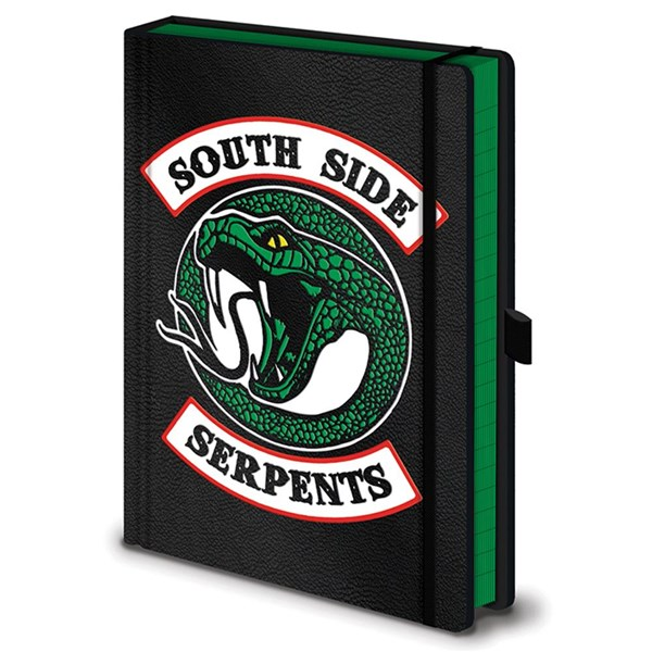 Riverdale Premium Notebook South Side Serpents