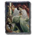 Star Wars Rebel Force Tapestry Throw
