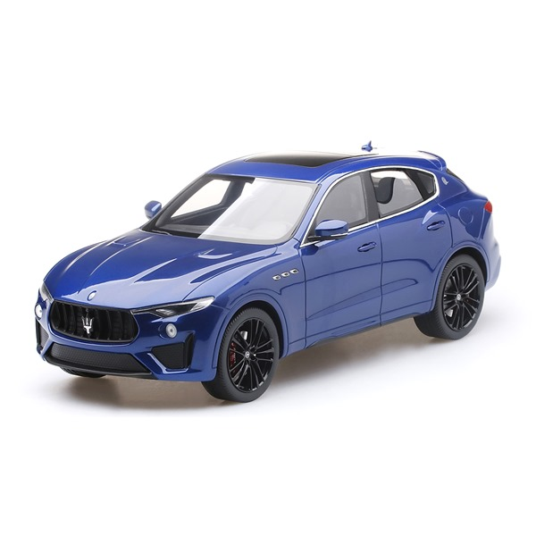 MASERATI LEVANTE TROFEO BLU EMOZIONE TOP SPEED