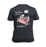 Guinness Vintage Crab T-Shirt