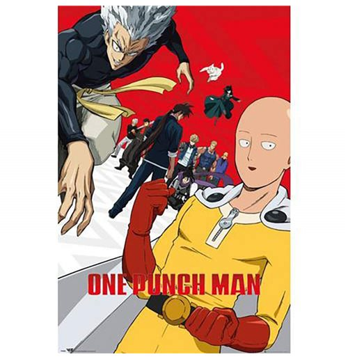One-Punch Man Poster 394818