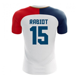 2018-19 France Away Concept Shirt (Rabiot 15)