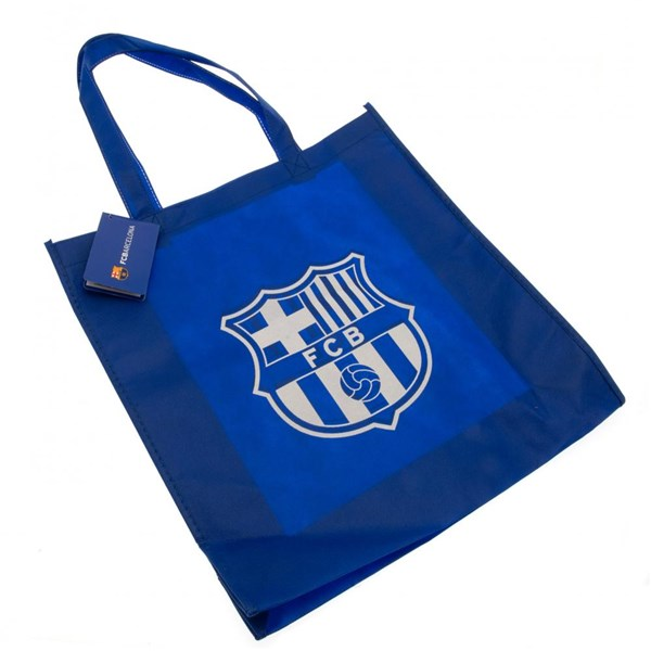 FC Barcelona Reusable Tote Bag