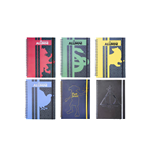 Harry Potter A5 Notebook Display Classic Characters (18)