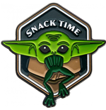 Star Wars The Child Mandalorian Snack Time Collector Pin