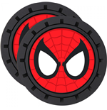 Spider-Man Eyes Car Cup Holder Coaster 2-Pack