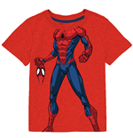 Spider-Man Toddler Red Costume T-Shirt