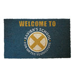 X-Men Xavier's School For Gifted Youngsters 17x 29 Doormat with Non-skid Back