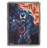 Venom City Tapestry Throw