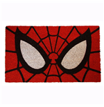 Spider-Man Eyes 17x 29 Doormat with Non-skid Back