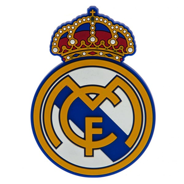 Real Madrid FC 3D Fridge Magnet
