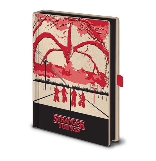Stranger Things Notepad 395883