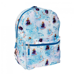 Frozen 2 Elsa, Anna, and Olaf All Over Print Backpack