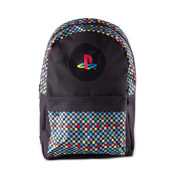 Sony - PlayStation - Retro AOP Backpack