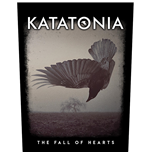 Katatonia Patch Fall Of Hearts (BACKPATCH)