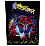 Judas Priest Patch Defenders Of The Faith (BACKPATCH)