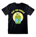 Rick & Morty T-Shirt Flip The Pickle